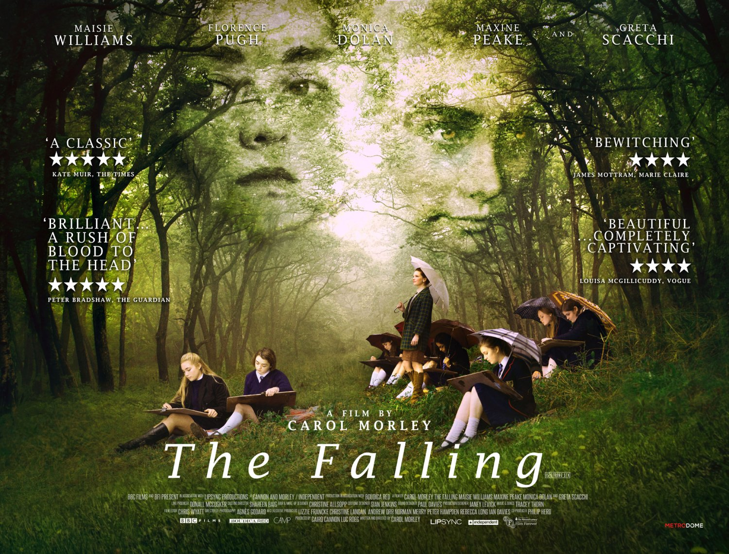The Falling poster | Confusions and Connections