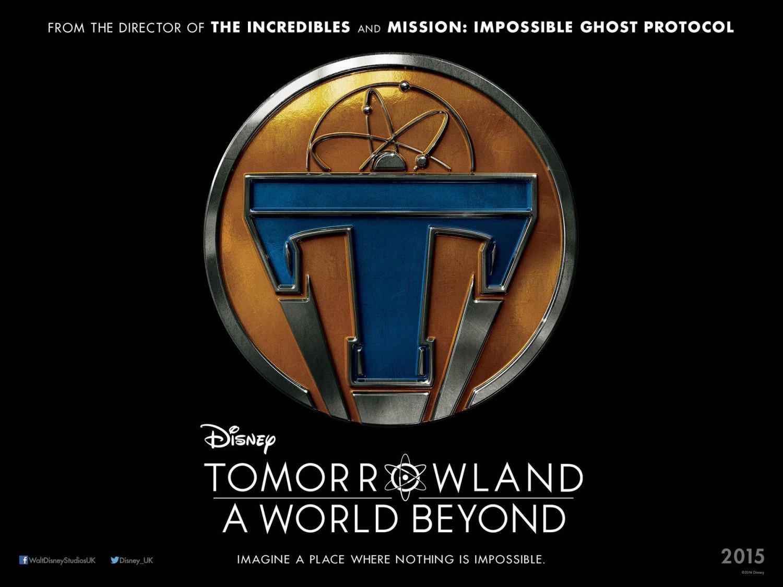 Tomorrowland UK teaser poster