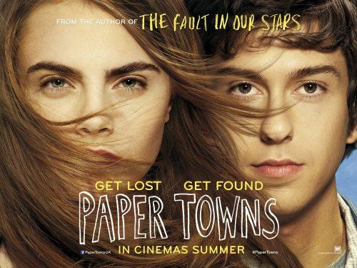 Paper Towns Quad
