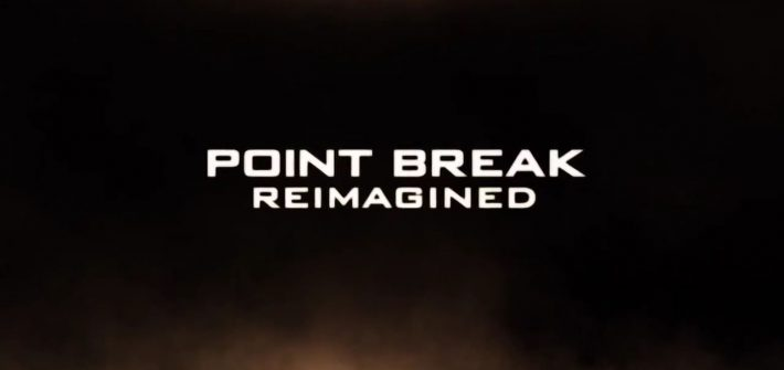 Point Break and that word