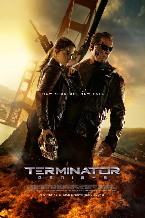 Terminator Genisys duo poster
