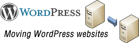 moving wordpress websites