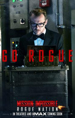 Go Rogue with the IMF