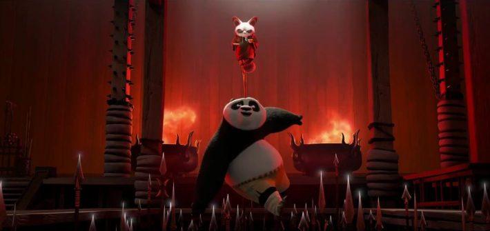 Kung Fu Panda 3 has a trailer