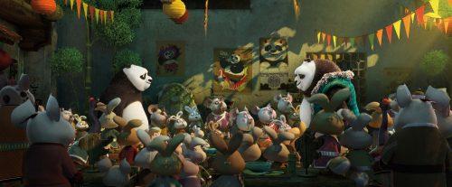 Kung Fu Panda 3 image 1