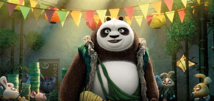 Kung Fu Panda 3 is here