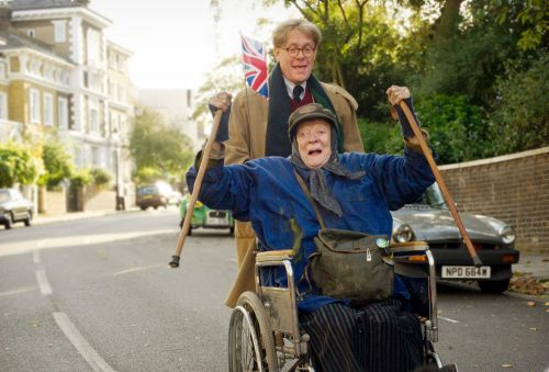 Maggie Smith - The Lady In The Van - First Official Image
