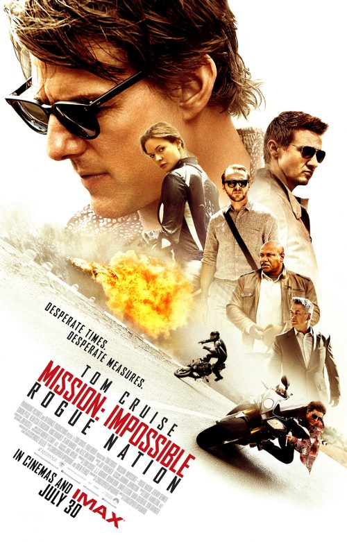 Mission Impossible Poster