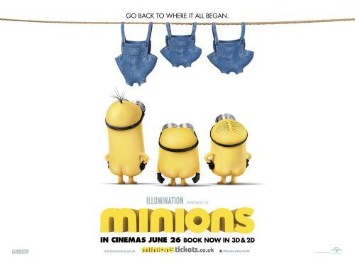 Quad Butt Minions
