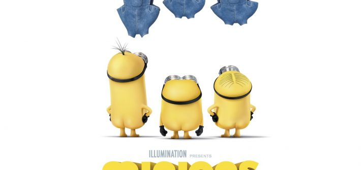 Minions in the buff!
