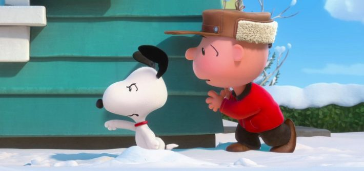 Snoopy has a new trailer