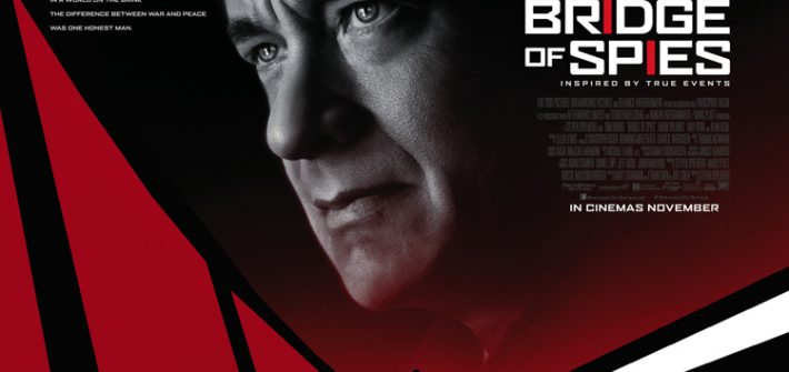 Bridge of Spies gets a poster