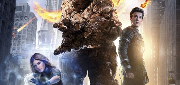 Fantastic 4 launches into the UK