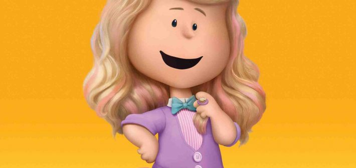 Meghan Trainor helps Snoopy & Charlie Brown