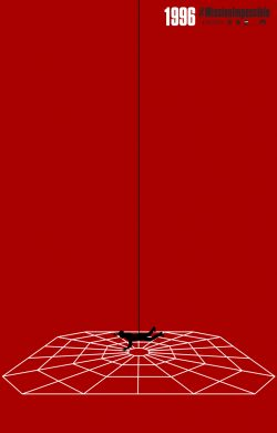 Mission impossible 1996 poster