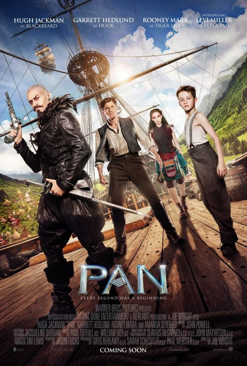 New pan poster