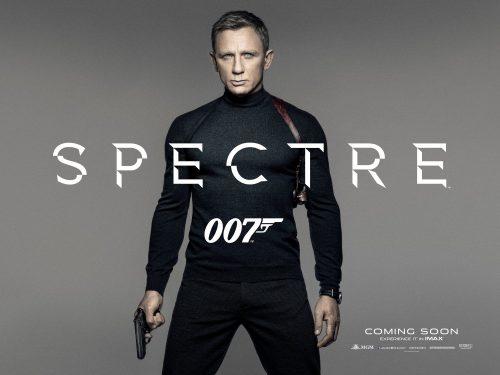 SPECTRE quad poster