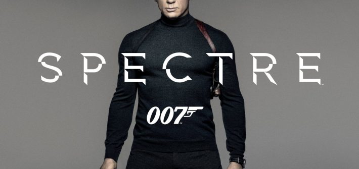 SPECTRE is looming over Bond