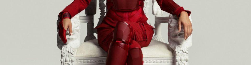 Katniss is the Queen of the UK cinema