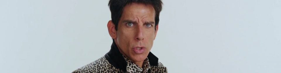 Derek Zoolander is back
