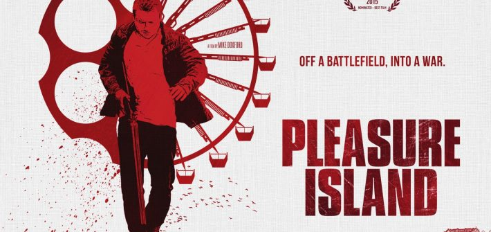 Pleasure Island and war in Grimsby!