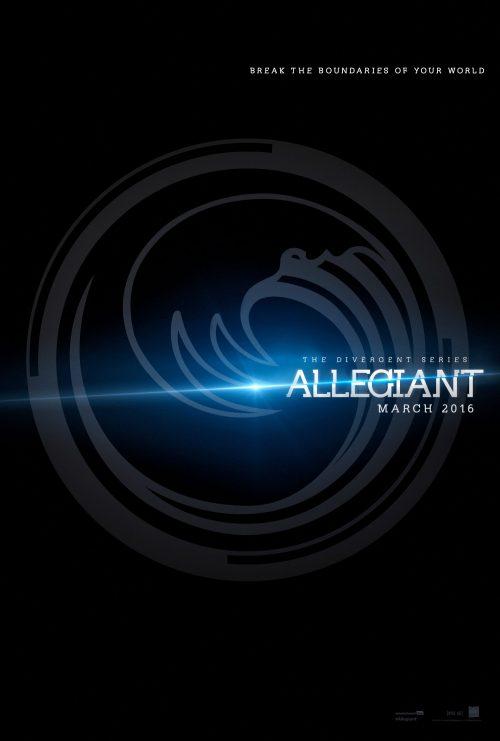 Allegiant teaser poster