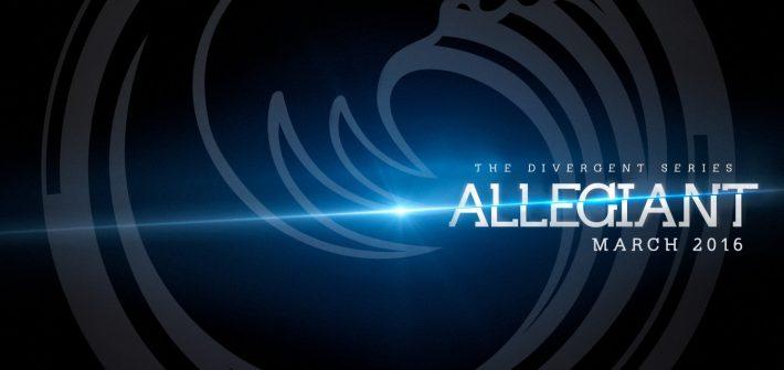 Allegiant, the Divergent Series, has a trailer