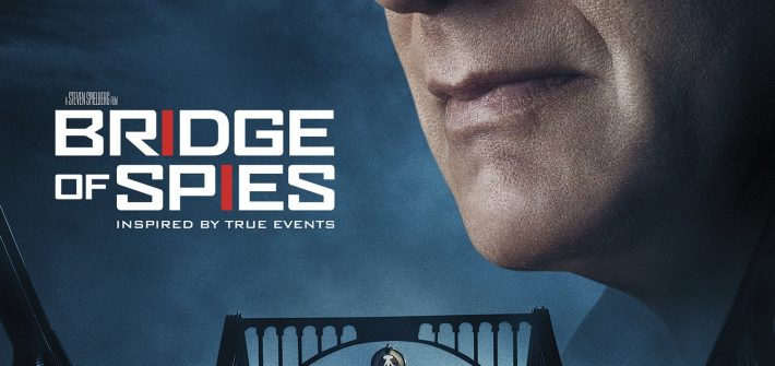 Bridge of Spies, the new poster