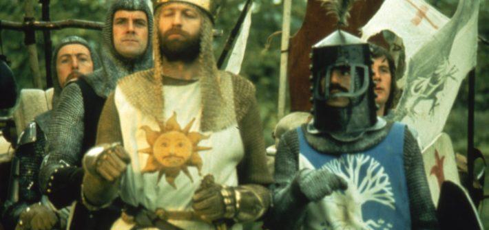 Monty Python are back!
