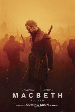 Macbeth Battle poster