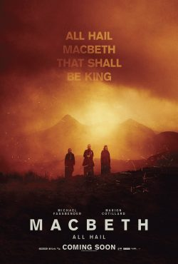 All Hail Macbeth - Wiches poster