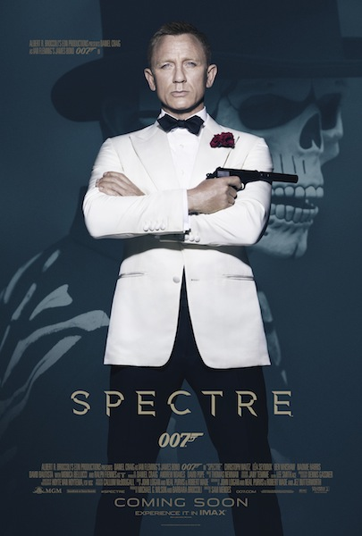 Spectre One sheet