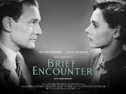 Brief Encounter poster