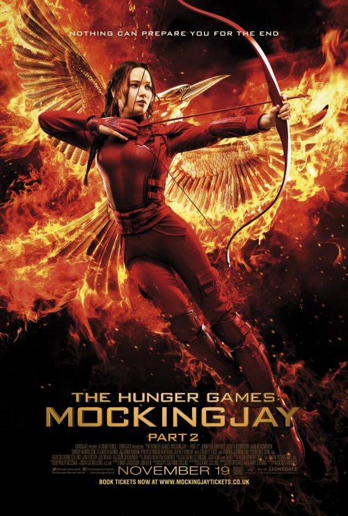 Mockingjay firing poster