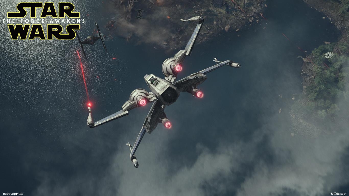 Star WarsThe Force Awakens Wallpaper 02
