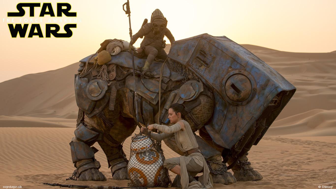 Star WarsThe Force Awakens Wallpaper 07
