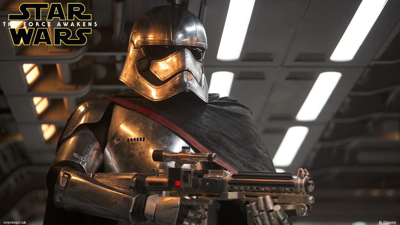Star WarsThe Force Awakens Wallpaper 10