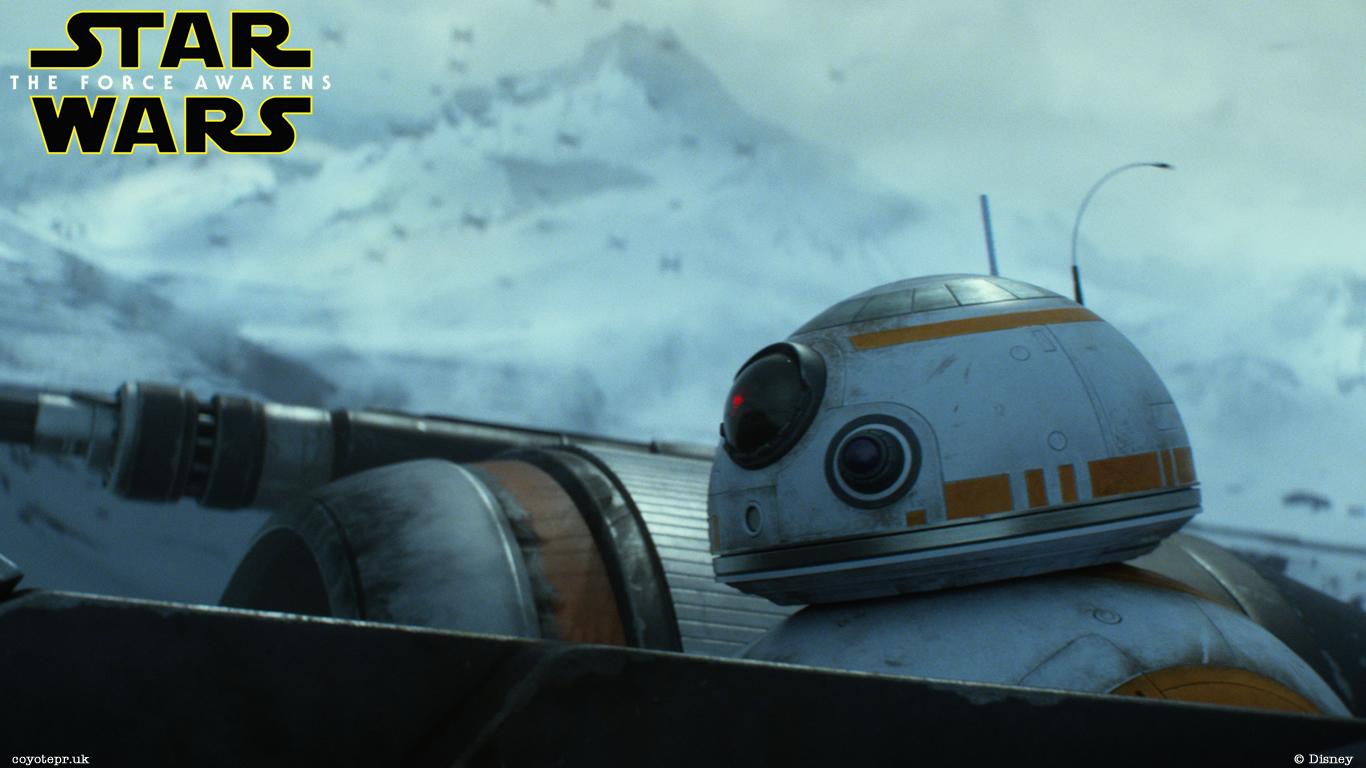 Star WarsThe Force Awakens Wallpaper 18