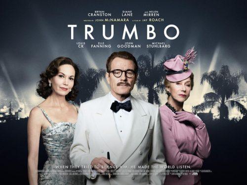 Trumbo Quad poster