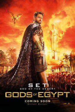 Gods of Egypt - Set