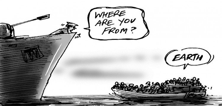 Refugees – Where are you from?