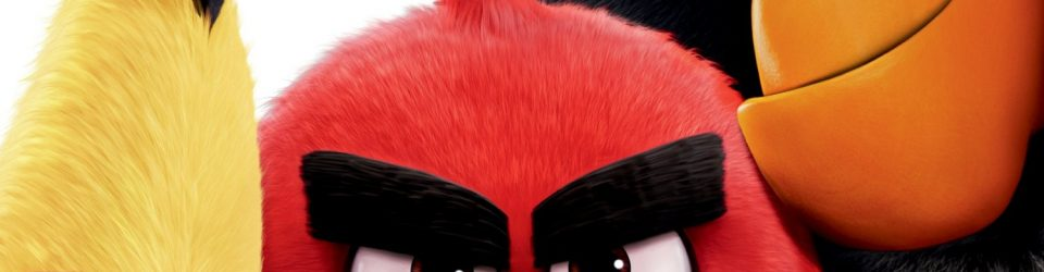Angry Birds have a new poster