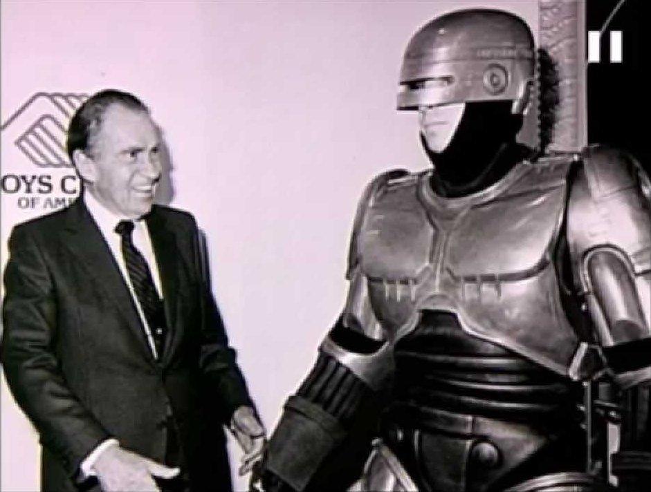 Nixon and Robocop