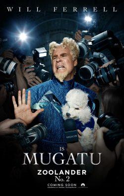 Zoolander 2 Mugatu poster
