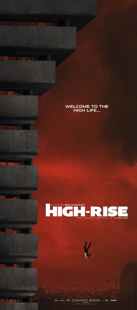 High-Rise teaser poster