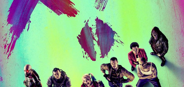 Suicide Squad has a trailer