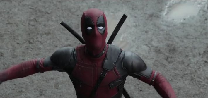 Deadpool kills the opposition