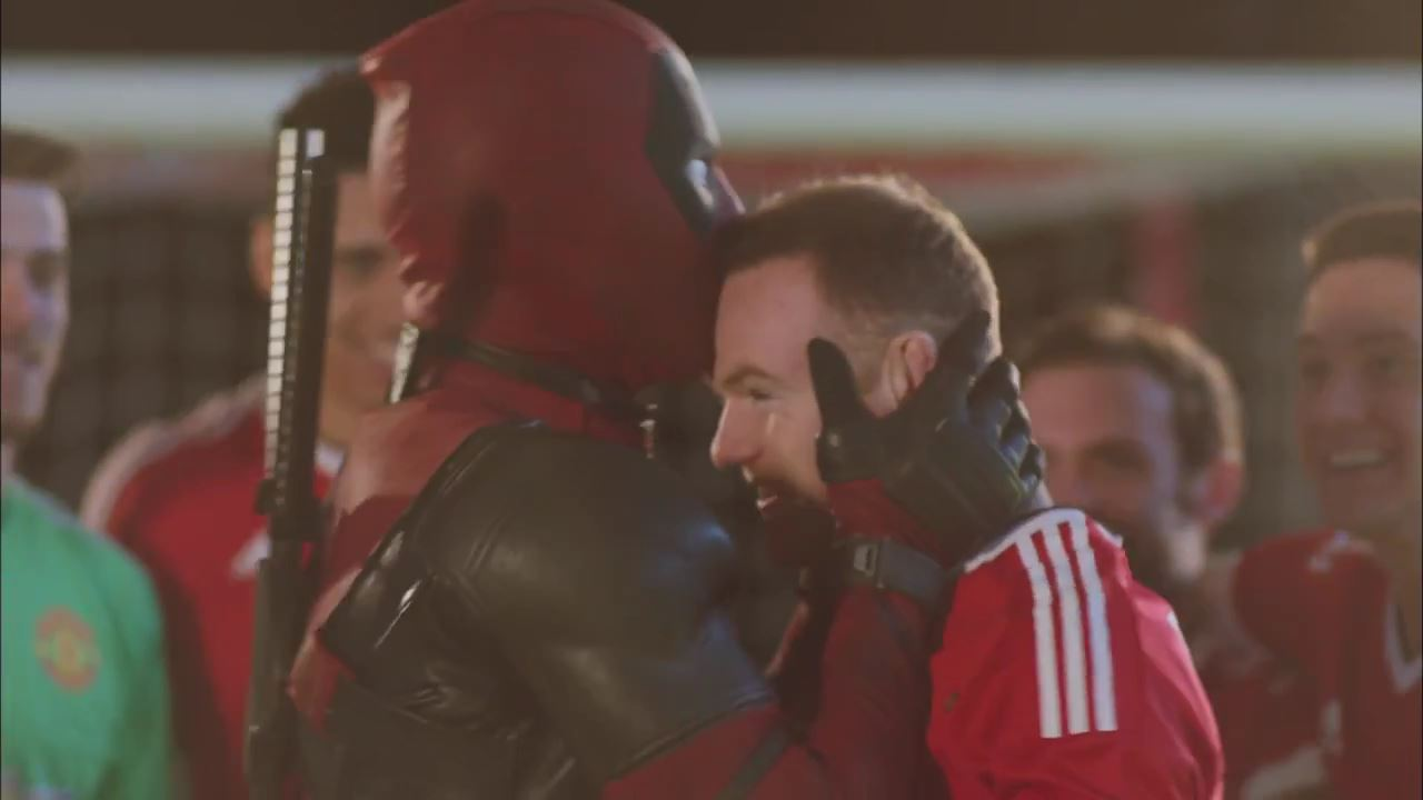 Deadpool and Manchester United – Dream