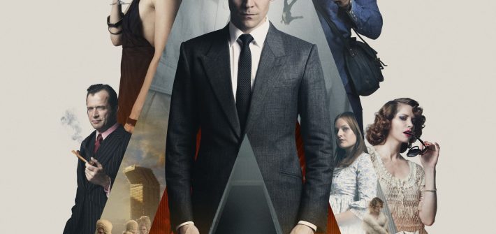 The High Rise has a poster