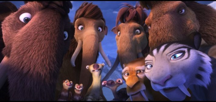 Ice Age : Collision Course has a release date